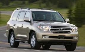 used toyota land cruiser 2008 all about machines