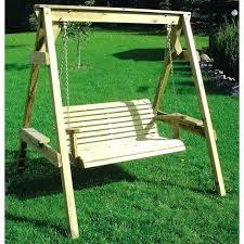 wooden swings for kids swing seat wooden garden swing seat with