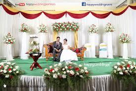 Christian Wedding Planner Christian Wedding Stage Flower Decoration Events Wedding Planner