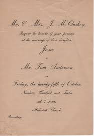 wedding invitations questions the rising voices of canada in the 1800 s more questions