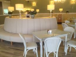 Curved Banquette Banquette Seating Awesome Owenus Olivia Seating With Banquette
