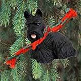 scottie ornament a great gift for scottie owners