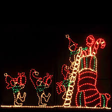 outside decorations for christmas formal outdoor lights images