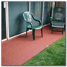 patio deck tiles recycled rubber modern patio