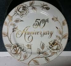 50th anniversary plate 50th anniversary plate collectibles in tulsa ok offerup