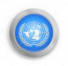 Picture Of Un Flag United Nations Flag Button U2014 Stock Vector Emirmd 6537313