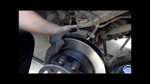 how to replace rotors brakes on k3500 chevrolet youtube