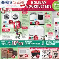 appliance sale black friday sears black friday 2017 deals sales and ads