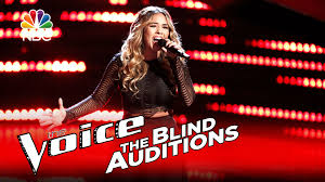 Everytime I Look At You I Go Blind The Voice 2016 Blind Audition Lauren Diaz