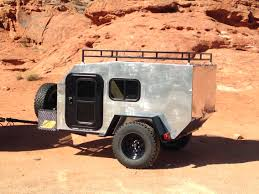 the all over rover off road camp trailer built by rover trailers