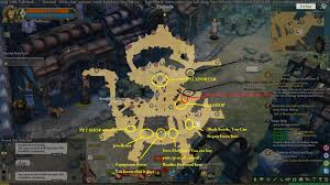 Tos Map Basic Guide For Newbies With Detailed Explanation Grind Spots