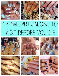17 nail art salons you have to visit before you die nail splash