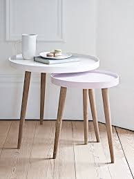 small round side table home furnishings