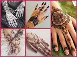 20 diy ideas henna mehndi designs for