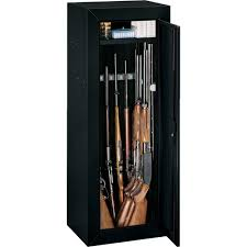 Stack On In Wall Gun Cabinet Stack On 14 Gun Steel Security Cabinet Academy
