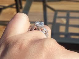 tacori dantela wear and tear on tacori rings more specifically dantela weddingbee