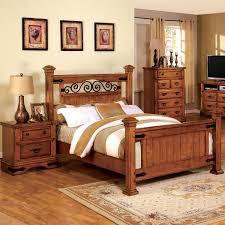 Oak Bed Set Bedroom Great Oak Bedroom Sets Mapo House Cafeteria Concerning