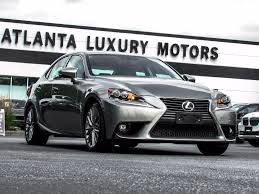 lexus used is 2016 used lexus is 300 4dr sedan awd at alm gwinnett serving