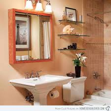bathroom shelving ideas for small spaces 15 bathroom spaces with glass shelving home design lover