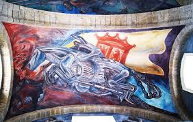Jose Clemente Orozco Murales Universidad De Guadalajara by Algo Grande Para Uno De Los 3 Fantásticos Una Vida Desconocida