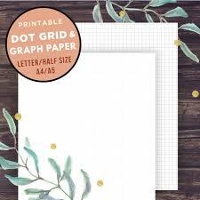 dot paper template bullet journal template graph paper and dot