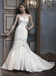 wedding dress ruching sweetheart trumpet cb couture bridal gown b073 dimitradesigns