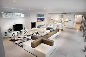 Curved White Sofa by 48 Living Rooms With White Furniture Sofas And Chairs U2013 Graphic