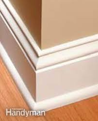 trim on doors windows and base moldings base moulding
