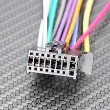pioneer dxt 2369ub dxt2369ub wire harness ebay