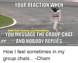 Memes Facebook Chat - your reaction when stolen from facebookcomf1gamememes you message