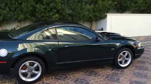 mustang bullit for sale 2001 ford mustang bullitt special edition only 1400 at