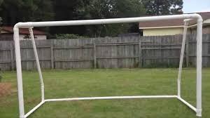 best soccer goal plan 12 x 6 pvc how to build a pvc soccer goal