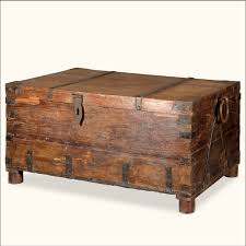 Trunk Like Coffee Table by Storage Coffee Tables
