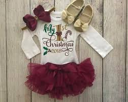 Christmas outfit  Etsy
