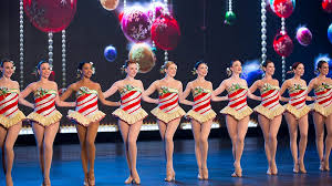 the radio city rockettes merry