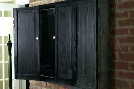 outdoor tv cabinet enclosure outside tv cabinet ideas build an outdoor a home make flat how to