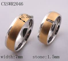 model wedding ring stainless steel new model wedding ring engreved name ring buy