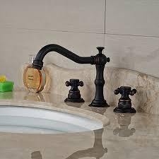 Oil Rubbed Bronze Widespread Bathroom Faucet by Online Buy Wholesale Widespread Bathroom Faucet From China