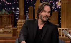 Keanu Reeve Meme - keanu reeves has a priceless reaction to the keanu reeves is