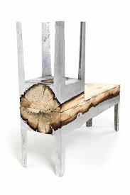 moebel design coole möbel aus holz und metall hilla shamia