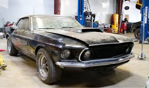 badass mustang we u0027re heading to barrett jackson u2013 gas monkey garage richard