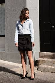 why you should give mini skirts another go harper and harley