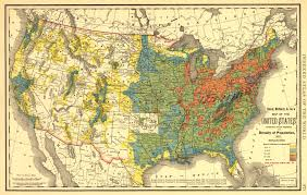 Fault Lines United States Map by John B Sparks Musings On Maps