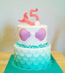 little mermaid birthday cake mermaid stuff pinterest mermaid