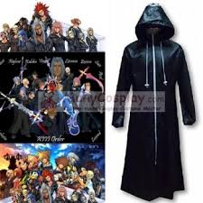 Kingdom Hearts Halloween Costumes Kingdom Hearts 2 Organization Xiii 13 Cosplay Costumes Kh010