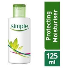 simple protecting light moisturizer spf 15 review simple kind to skin protect light moisturiser spf 15 125ml superdrug