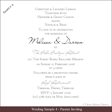 wedding announcements wording great wedding invitations wording sles image on modern