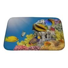 Fish Bath Rug Fish Bathroom Rugs Wayfair