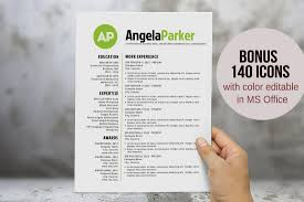 contemporary resume templates contemporary resume templates awesome the best cv resume