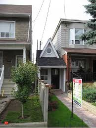 Narrowest House In The World The Story Behind Toronto U0027s Little House
